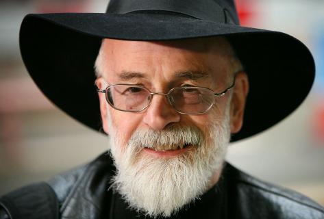 [TYLKO U NAS] Terry Pratchett i opowiadanie Odkurzacz czarownicy