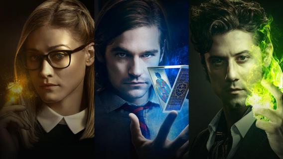 Czy warto obejrzeć serial Magicy?