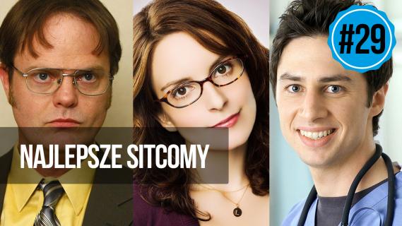 naEKRANACH #29 – Najlepsze sitcomy, które musisz znać