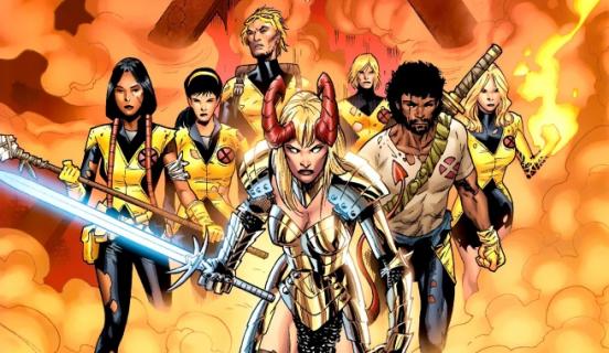 Reżyser The New Mutants ujawnia krwawe logo produkcji