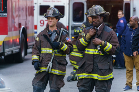 Chicago Fire: sezon 5, odcinek 8 (epizod 100) – recenzja