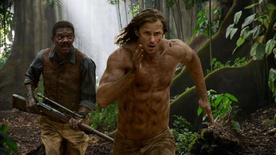 Tarzan: Legenda – recenzja DVD