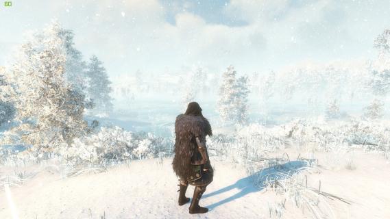 W Wiedźminie 3 nadeszła już zima. Zobaczcie klimatyczny mod do gry