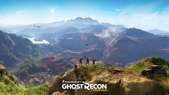 Nowy zwiastun Ghost Recon Wildlands przedstawia zarys historii w grze