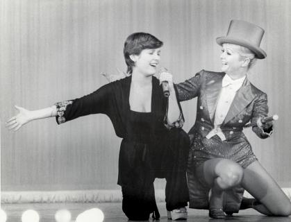Carrie Fisher i Debbie Reynolds prywatnie – polska data premiery dokumentu