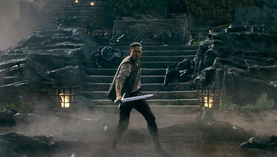Król Artur: Legenda Miecza – nowy efektowny teaser