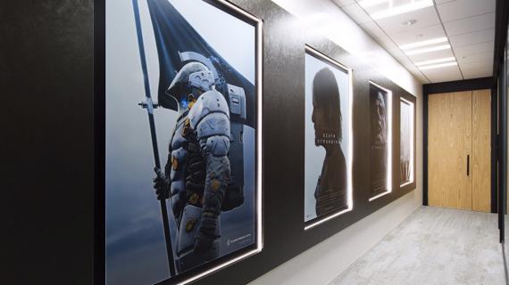 Tak pracuje Hideo Kojima. Zobaczcie zdjęcia z siedziby Kojima Productions