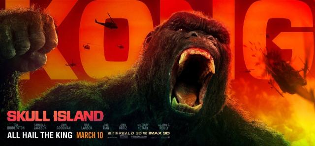 Kong: Wyspa czaszki – recenzja spoilerowa