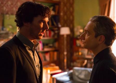 Sherlock: jest szansa na powrót serialu? Benedict Cumberbatch komentuje