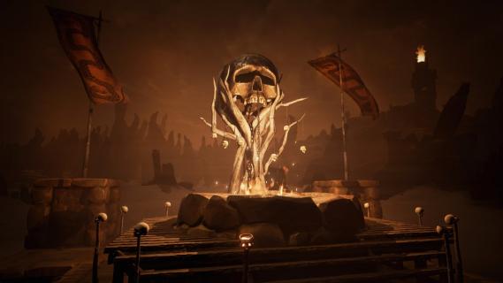 Zwiastun Conan Exiles pokazuje jak zostać Dominatorem