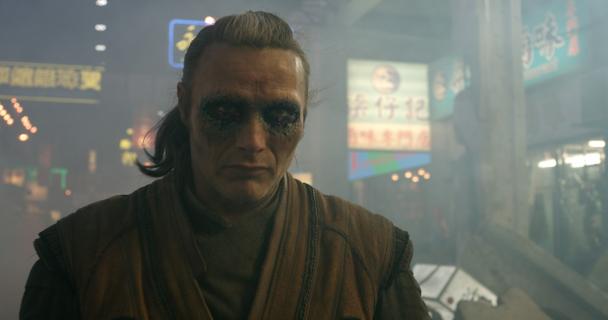 Kaecilius kontaktuje się z Dormammu. Zobaczcie usuniętą scenę z filmu Doktor Strange