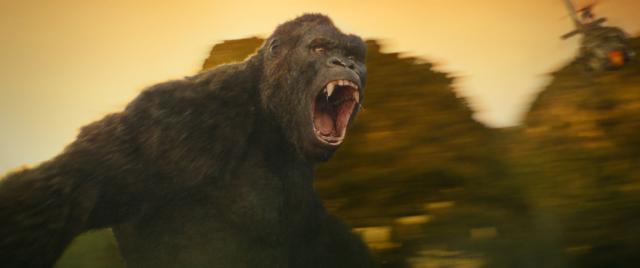 Box Office: Kong: Wyspa czaszki wygrywa z Loganem