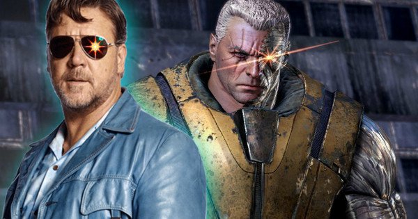 Wygląda na to, że Russell Crowe naprawdę chce zagrać Cable'a w Deadpoolu 2