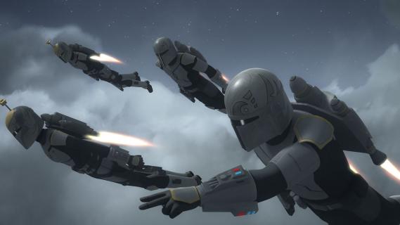 O czym będzie serial aktorski Gwiezdne Wojny? Pierwsze plotki o fabule