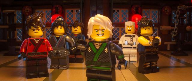 LEGO Ninjago: Film – recenzja filmu