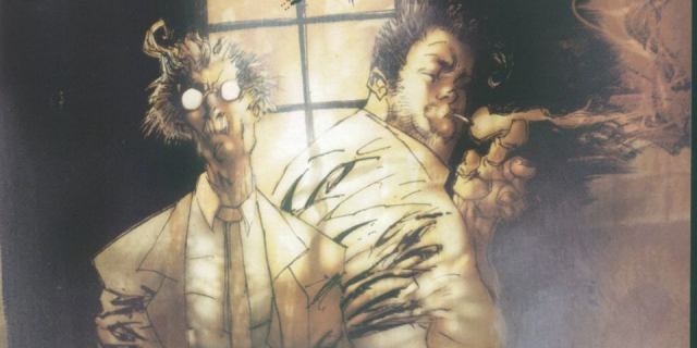 Kevin Smith tworzy serial osadzony w świecie komiksowego Spawna