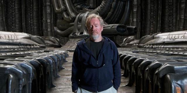 Ridley Scott stworzy serial sci-fi Raised By Wolves dla TNT