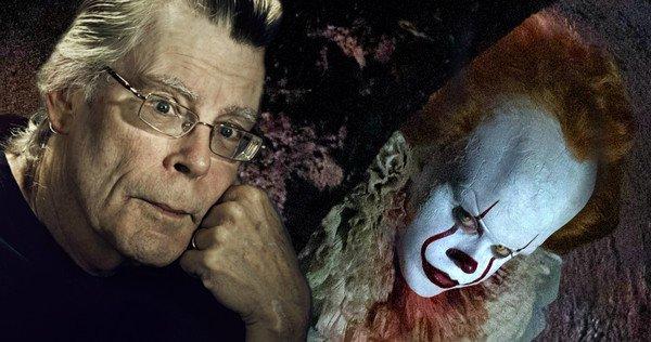Stephen King obejrzał filmowe To. Co myśli?