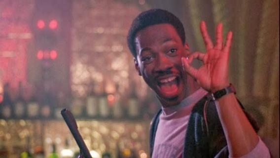 Gliniarz z Beverly Hills 4 - Netflix kupuje film! W końcu powstanie