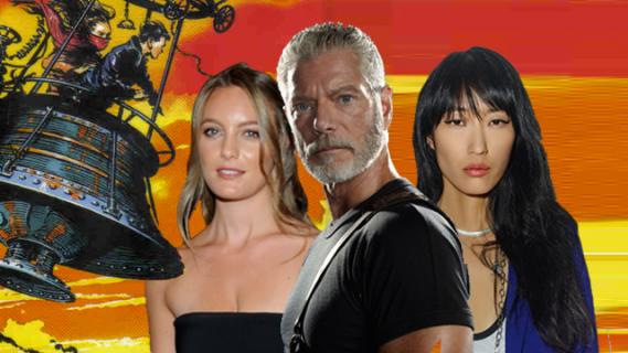 Kolejni aktorzy dołączają do Mortal Engines Petera Jacksona