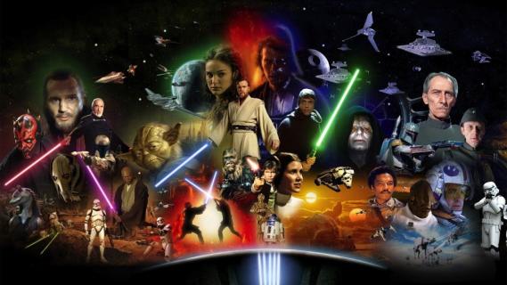 QUIZ: Jak dobrze znasz Gwiezdne Wojny?