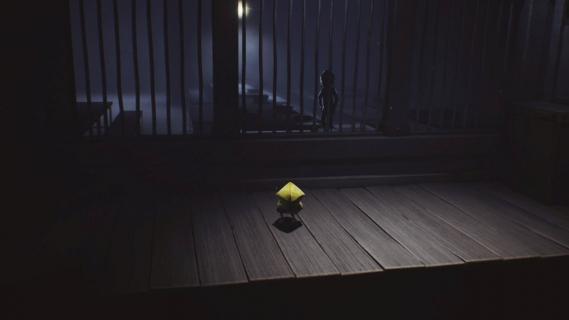 Mała Szóstka z kompanem. Będzie DLC do Little Nightmares