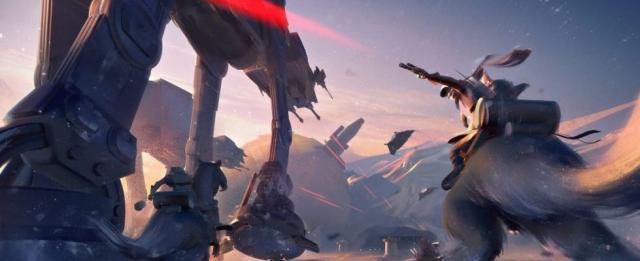 [E3] Zobaczcie obszerny gameplay z gry Star Wars: Battlefront II