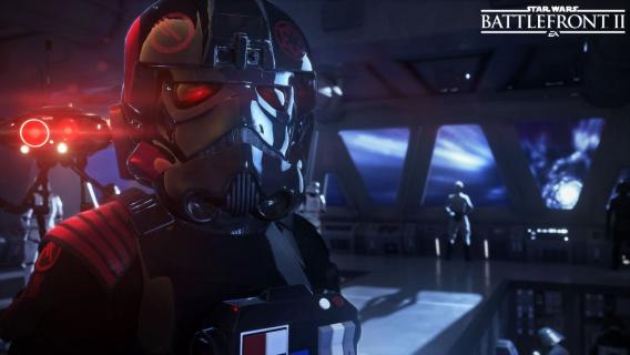 Imperator Palpatine w zwiastunie gry Star Wars: Battlefront II