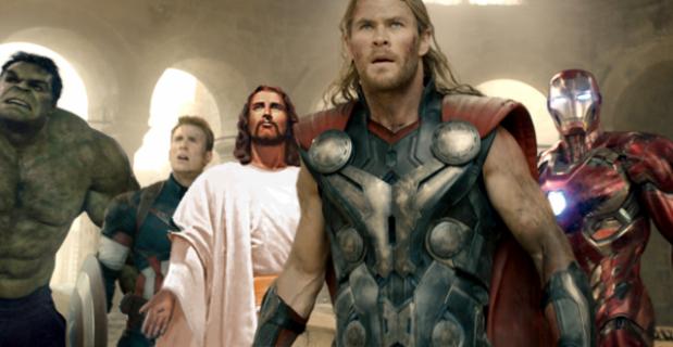 Kościół w Meksyku za honorowego członka Avengers uznał… Jezusa