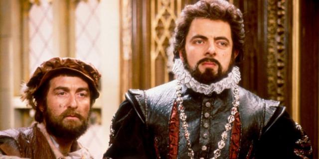 Czarna żmija, czyli dobry serial i najlepsza rola Rowana Atkinsona