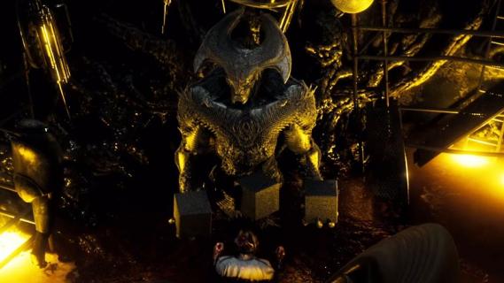 Liga sprawiedliwości – Ciaran Hinds o tworzeniu postaci Steppenwolfa