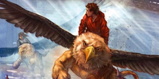 Mroczna przepowiednia – nowa powieść fantasy Ricka Riordana