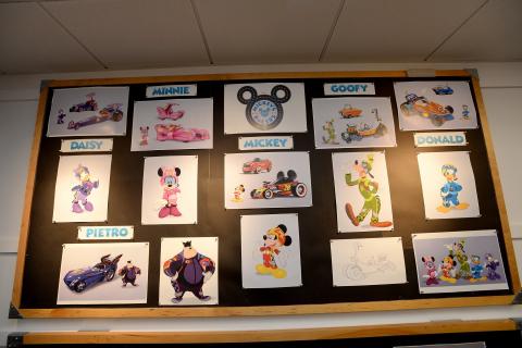 Z wizytą u Mikiego. Relacja ze studia Disneya
