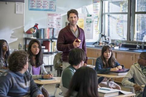 A. P. Bio: sezon 1, odcinki 1-3 – recenzja