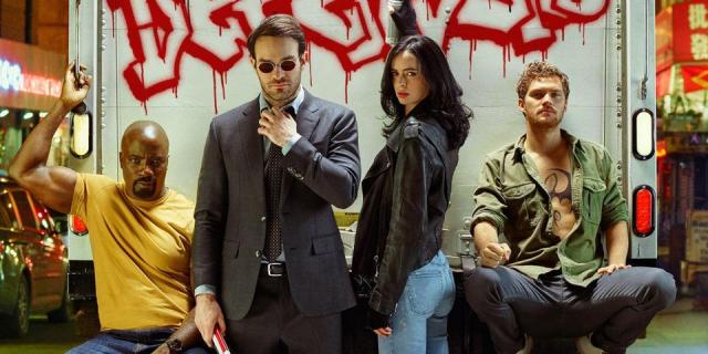 Superbohaterowie Netflixa w jednym serialu. Obejrzyj pełny zwiastun The Defenders