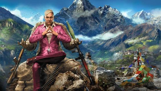 Ubisoft zapowiada gry. Wśród nich nowy Far Cry, Assassin's Creed i The Crew