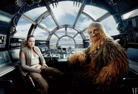 Oto ochroniarze Snoke'a. Nowe zdjęcia z filmu Gwiezdne Wojny: Ostatni Jedi