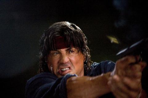 Pierwszy plakat filmu Rambo 5? Zobacz zdjęcie