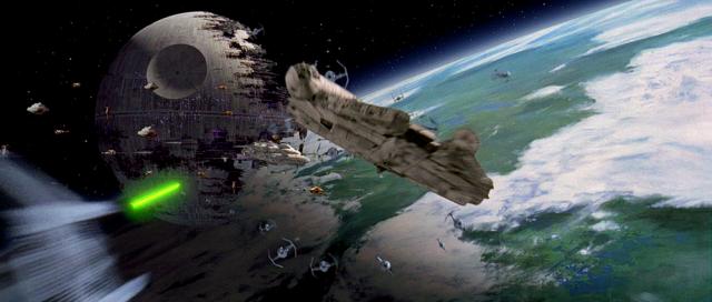 Gwiezdne Wojny i ich dziedzictwo. Filmy zainspirowane trylogią George'a Lucasa