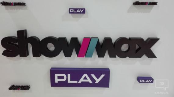 Showmax rozpoczyna współpracę z siecią Play