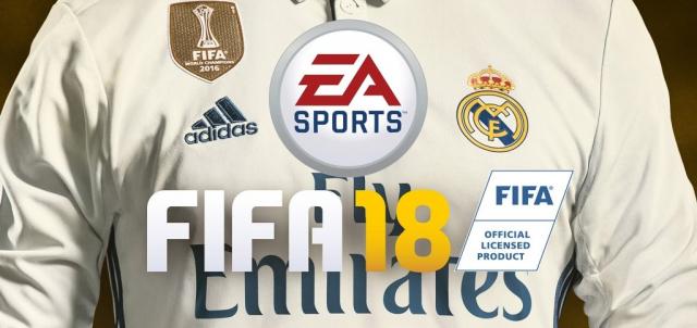 FIFA 18 z datą premiery. Gwiazda Realu na okładce gry