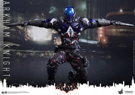 Wróg Batmana jak żywy. Zobaczcie zdjęcia figurki z gry Batman: Arkham Knight