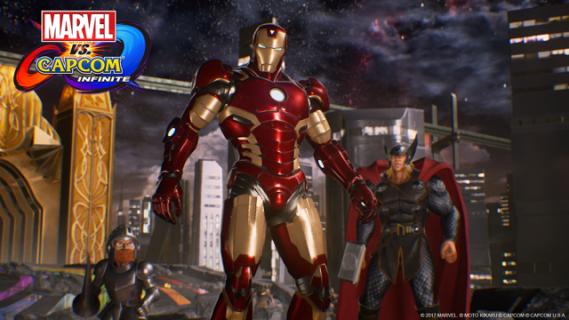 Marvel vs Capcom Infinite. Ponad 20 minut rozgrywki