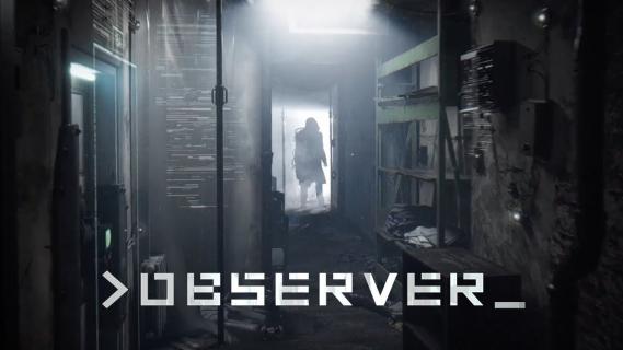 Fenomenalny zwiastun cyberpunkowego horroru Observer