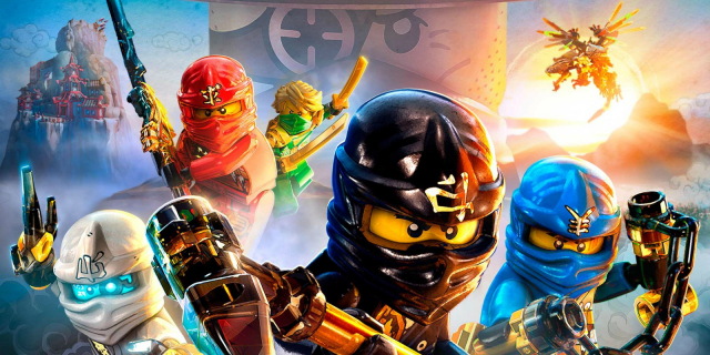 Gra LEGO Ninjago Movie ze specjalną edycją