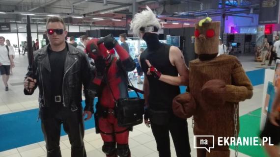 Warsaw Comic Con 2017 – relacja