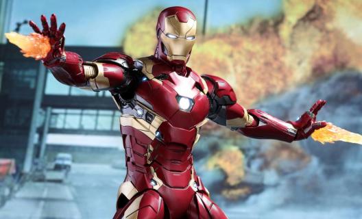 Avengers: Infinity War – zdjęcie z planu pokazuje nową zbroję Iron Mana
