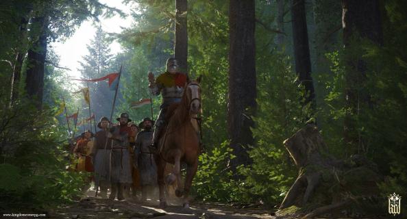 Kingdom Come: Deliverance bez tajemnic. Nowy zwiastun i data premiery gry