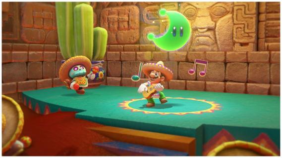 Super Mario Odyssey to gra perfekcyjna? Tak wynika z recenzji EDGE