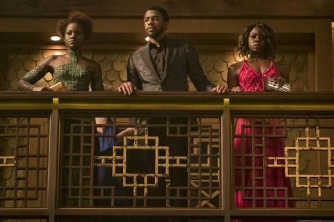 Box Office: Rosną prognozy dla filmu Czarna Pantera. Będzie rekord?